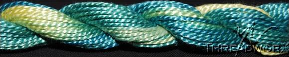 Threadworx Pearl Cotton #5510522 Banana Susanna