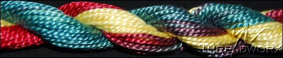 Threadworx Pearl Cotton #5510911 Romanina Flag