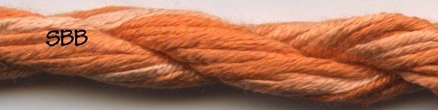 Threadworx Soie d'Alger A108 Orange Blossom