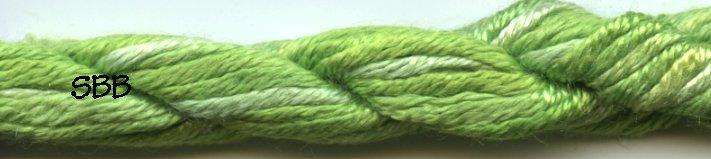 Threadworx Soie d'Alger A112 Key Lime