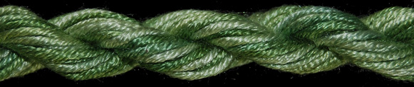 Threadworx Soie d'Alger A114 Green Olives