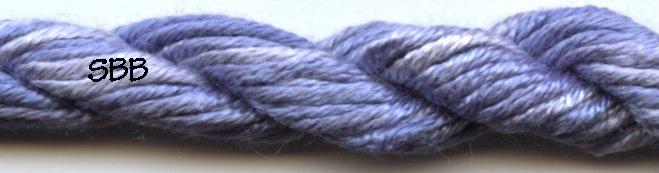 Threadworx Soie d'Alger A120 Blue Skies