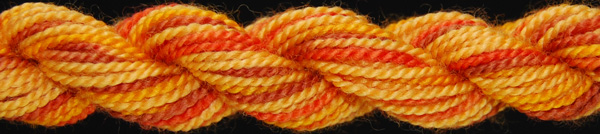 Threadworx Wool Tapestry WV1072 Wild Poppies