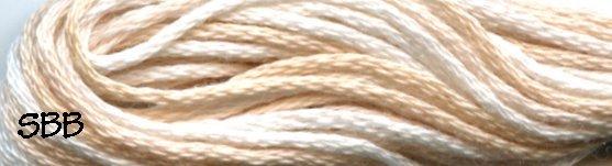 Valdani Variegated Floss M0049 Subtle Elegance