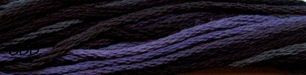 Valdani Variegated Floss M0091 Black Night
