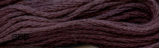 Valdani Variegated Floss O0145 Earth Shades