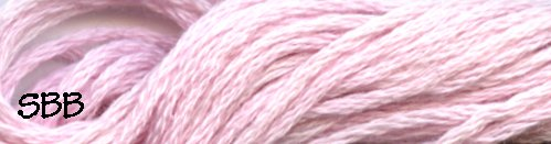 Valdani Variegated Floss O0557 Rose Suave