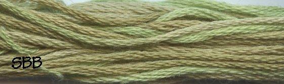 Valdani Variegated Floss O0559 Watery Weed