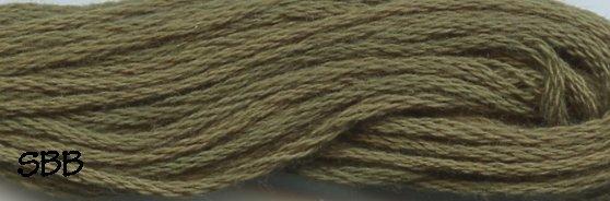Valdani Variegated Floss O1901 Lichen Moss