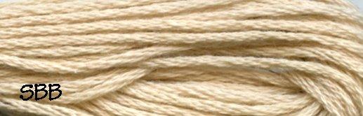 Valdani Solid Floss0006 Natural