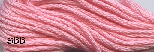 Valdani Solid Floss0046 Rich Pink