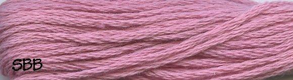 Valdani Solid Floss0052 Dusty Rose