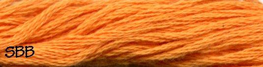 Valdani Solid Floss0071 Bright Peach Medium