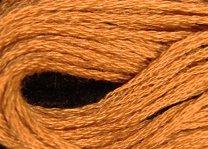 Valdani Solid Floss0675 Rusty Orange Dark