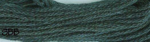 Valdani Solid Floss0831 Spruce Green Light