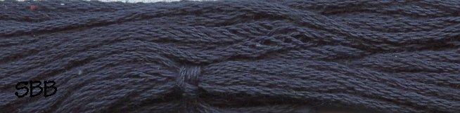 Valdani Solid Floss0872 Dusty Blue Medium