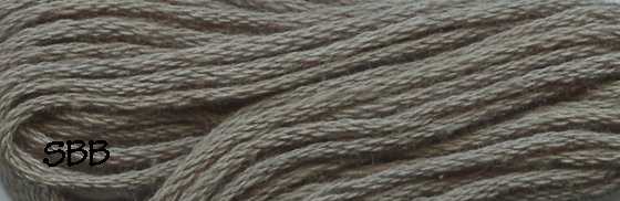 Valdani Solid Floss0891 Juniper Light