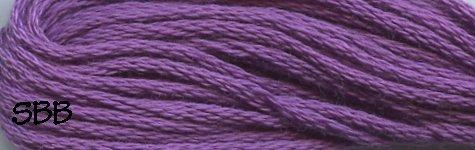 Valdani Solid Floss1226 Mauve Lilac