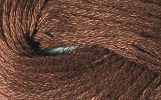 Valdani Solid Floss1644 Red Brown