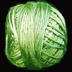 Valdani Variegated Silk O560 Morning Grass