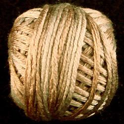 Valdani Variegated Silk S206 Copper Smoke