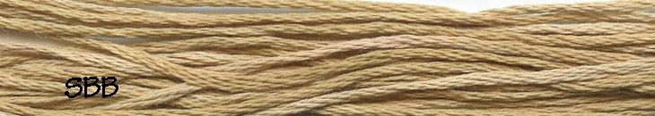 Weeks Dye Works Floss1124 Sandcastle