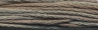 Weeks Dye Works Floss1173 Confederate Gray