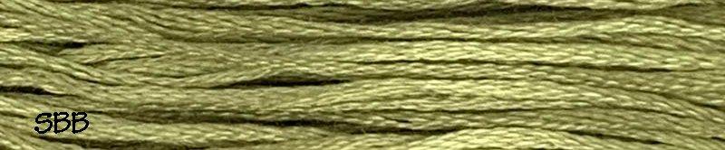 Weeks Dye Works Floss1194 Broom Tree