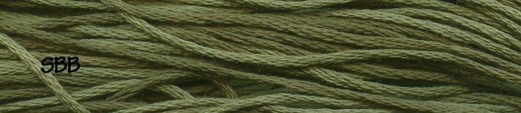 Weeks Dye Works Floss1259 Pamlico