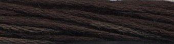 Weeks Dye Works Floss1304 Onyx