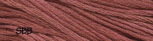 Weeks Dye Works Floss1330 Baked Apple