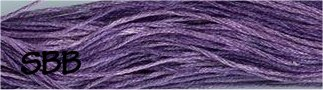 Weeks Dye Works Floss2020 Amethyst