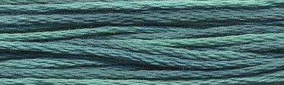 Weeks Dye Works Floss2141 Lagoon