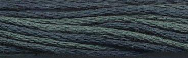 Weeks Dye Works Floss2152 Kentucky Bluegrass
