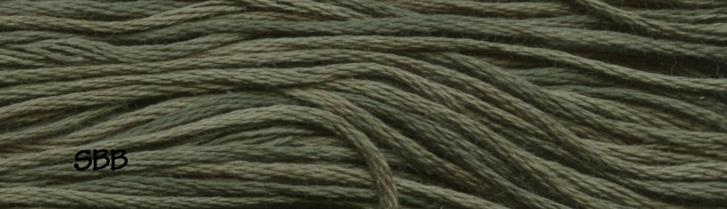Weeks Dye Works Floss2199 Tarragon