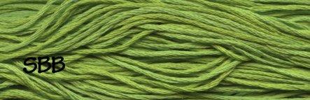 Weeks Dye Works Floss2204 Absinthe