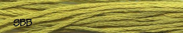 Weeks Dye Works Floss2207 Pepperoncini