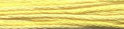 Weeks Dye Works Floss2217 Lemon Chiffon