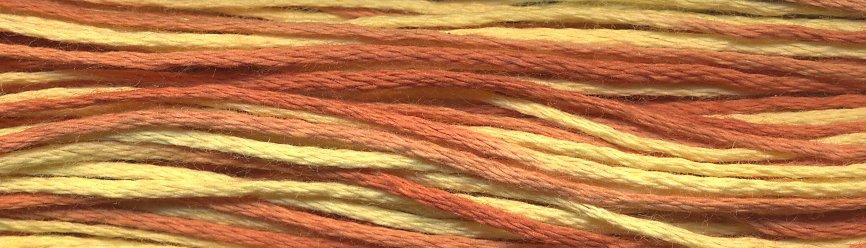 Weeks Dye Works Floss2222 Cornbread