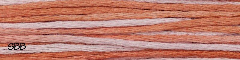 Weeks Dye Works Floss2247 Flamingo