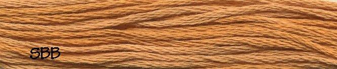 Weeks Dye Works Floss2225a Marmalade