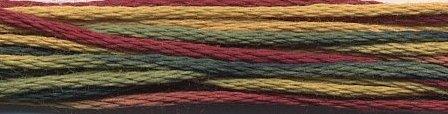 Weeks Dye Works Floss 4105 Noel