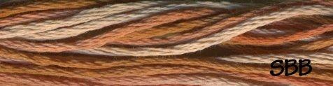 Weeks Dye Works Floss4151 Peach Cobbler