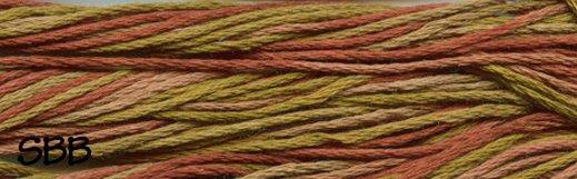 Weeks Dye Works Floss4155 Tobacco Road