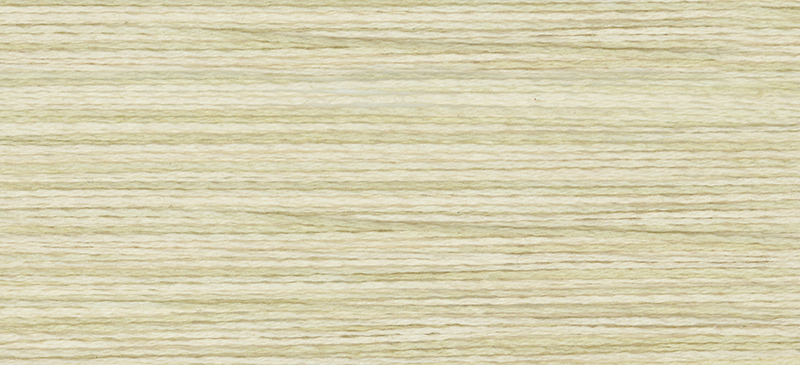 Weeks Dye Works 2 Strand Floss1101 Light Khaki