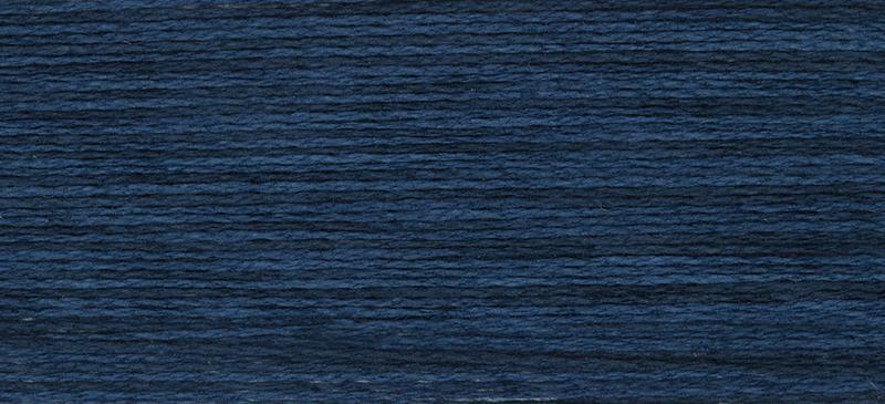 Weeks Dye Works 2 Strand Floss1306 Navy