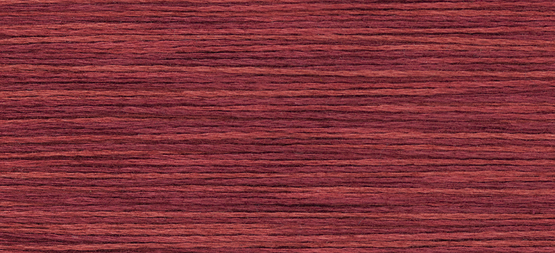 Weeks Dye Works 3 Strand Floss1333 Lancaster Red