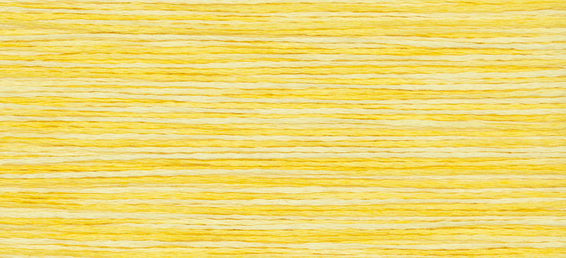 Weeks Dye Works 3 Strand Floss2218 Sally's Sunshine