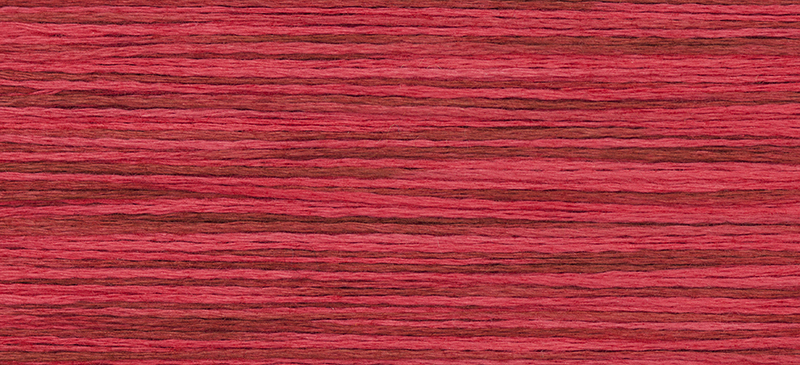 Weeks Dye Works 3 Strand Floss2266 Turkish Red
