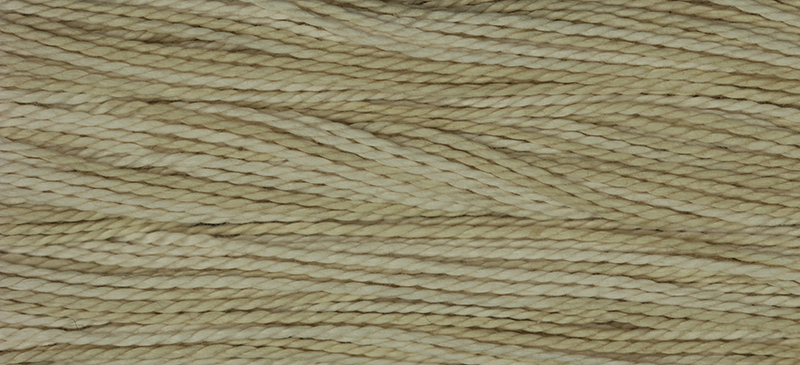 Weeks Dye Works Pearl Cotton Size 51101 Light Khaki
